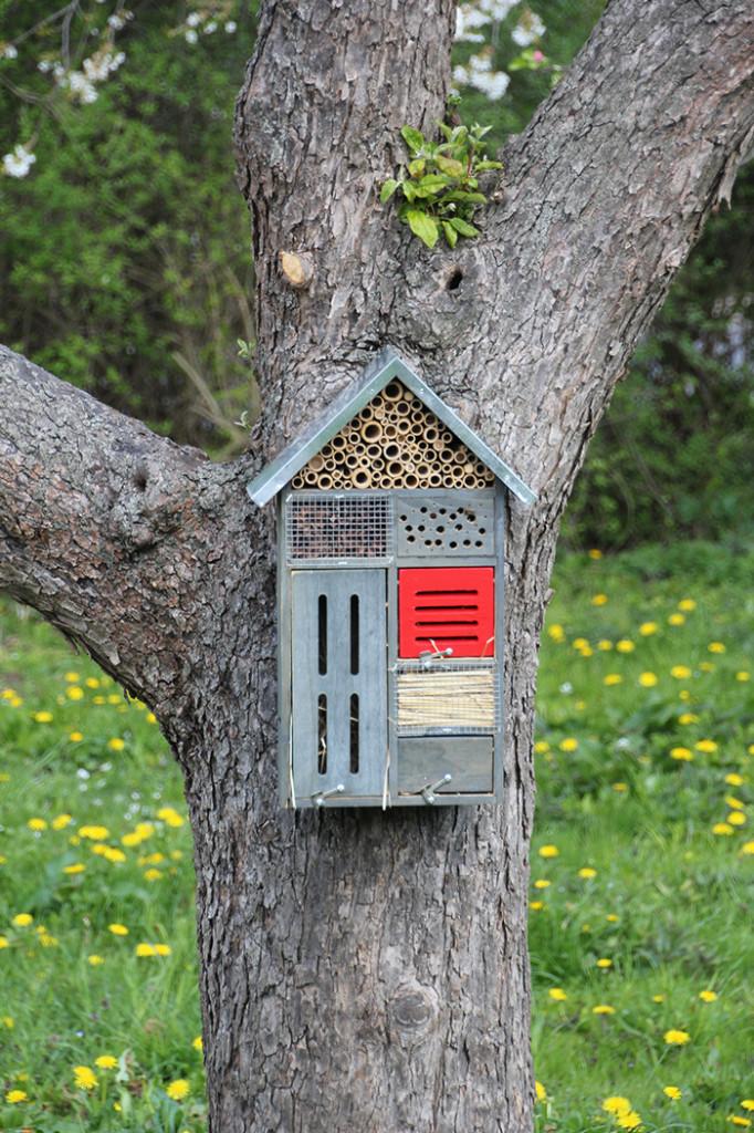 Flodders Insektenhotel