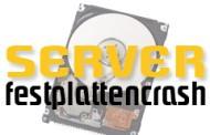 Server Festplattencrash