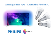 Ambilight Hue App - Alternative für den PC