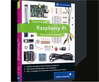 Raspberry Pi – Der praktische Einstieg