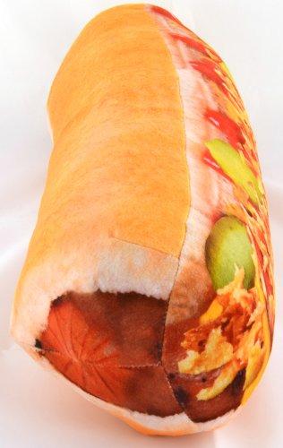 unitedlabels 0119676 kissen hot dog circa 50 cm 0 7 flodders. Black Bedroom Furniture Sets. Home Design Ideas