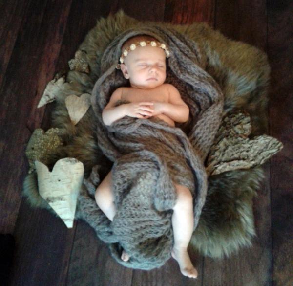 Baby Fotoshooting - BabyBelly Berlin