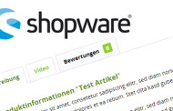 Youtube Video Tabs in Shopware 5