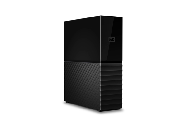 Western Digital My Book USB 3.0 8TB Test
